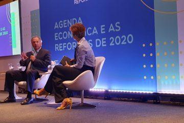 Paulo Guedes - debate Agenda Econômica e as Reformas de 2020